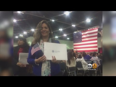 Legal Immigrants Rush To Become Naturalized Citizens
