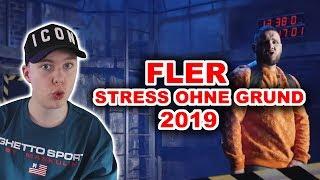 FLER - // STRESS OHNE GRUND 2019 // [ official Video ] REACTION/ANALYSE