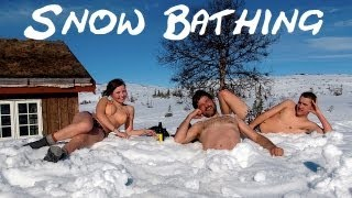 Snow Bathing (Snøbading)