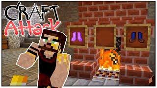 Weihnachtsdeko in der Wohnung - Craft Attack 5 - #23 - Balui - Minecraft Let´s Play Deutsch