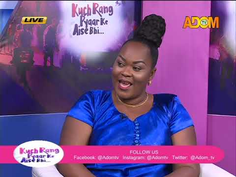 Kuch Rang Chat Room - Adom TV (23-4-18)