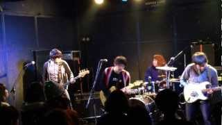 【uniTONE「play the fool」】 LIVE at PEPPERLAND 2013/01/27