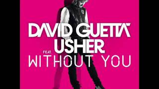 David Guetta Ft. Usher -- Without You (Ron Tokarev Remix)