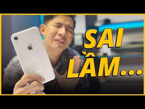 DÙNG iPHONE 64GB TRONG NĂM 2019 LIỆU CÓ ĐỦ???