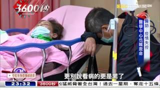流感全台大爆發 直擊混亂急診室【3600秒】
