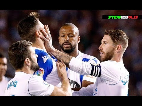 Sergio Ramos ⚽ Best Fights & Angry Moments Part 3 ⚽ HD #SergioRamos #RealMadrid