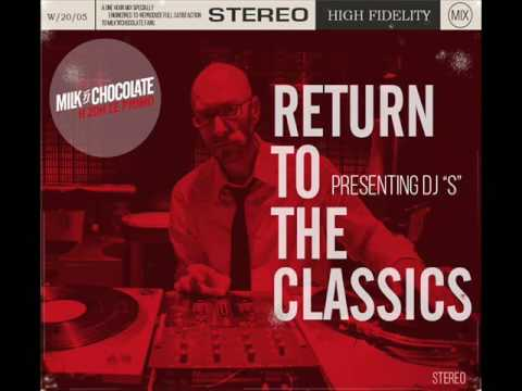 Dj ''S'' @ Milk & Chocolate Radio - Soul & Funk Classics