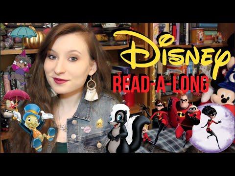 Disney Read-A-Long (Round 3) | Tiny Book Dragon