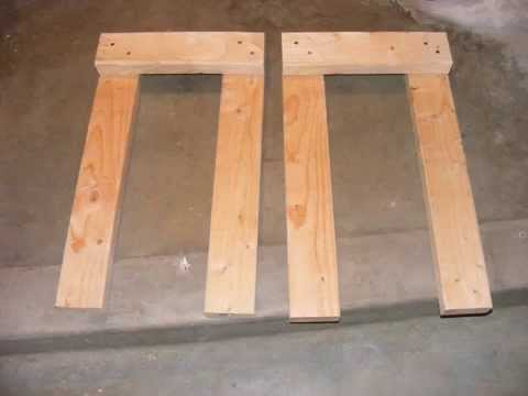 2x4 Stool Only Costs 8 To Make Youtube