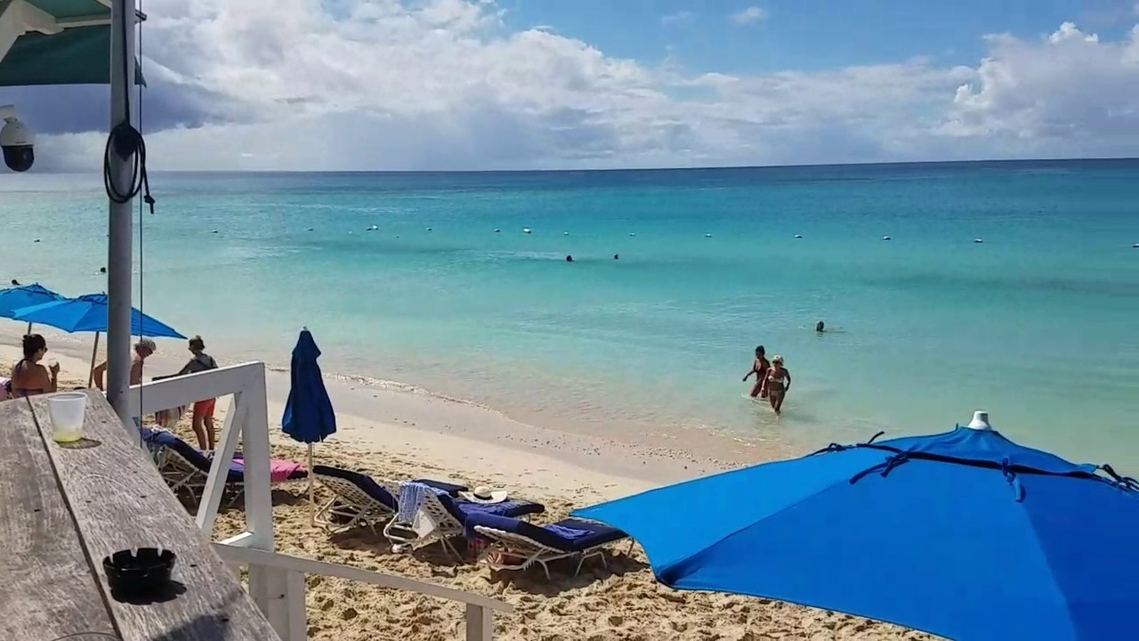 Mullins Beach Bar Barbados