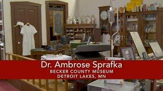 Dr. Ambrose Sprafka