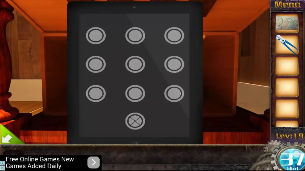 Can You Escape The 100 Rooms 1 Level 19 Walkthrough Youtube