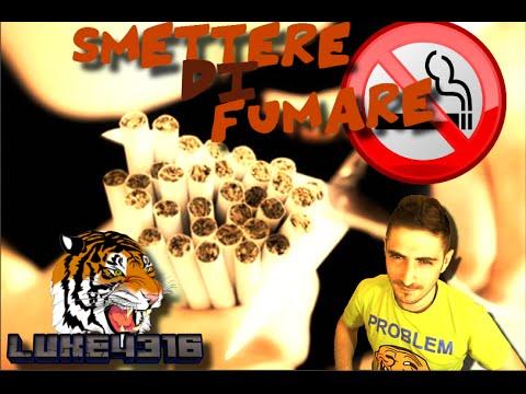 Sono sgomberati i polmoni o non chi ha smesso di fumare