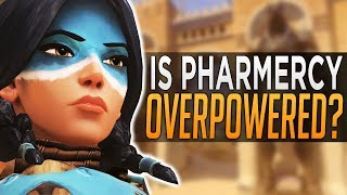 Overwatch: Is Pharah-Mercy OVERPOWERED?!