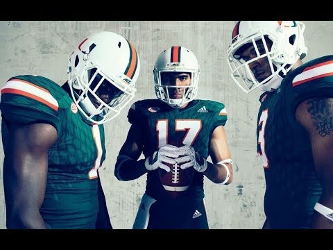 Miami Hurricanes Football 2017 Hype #BeatFSU