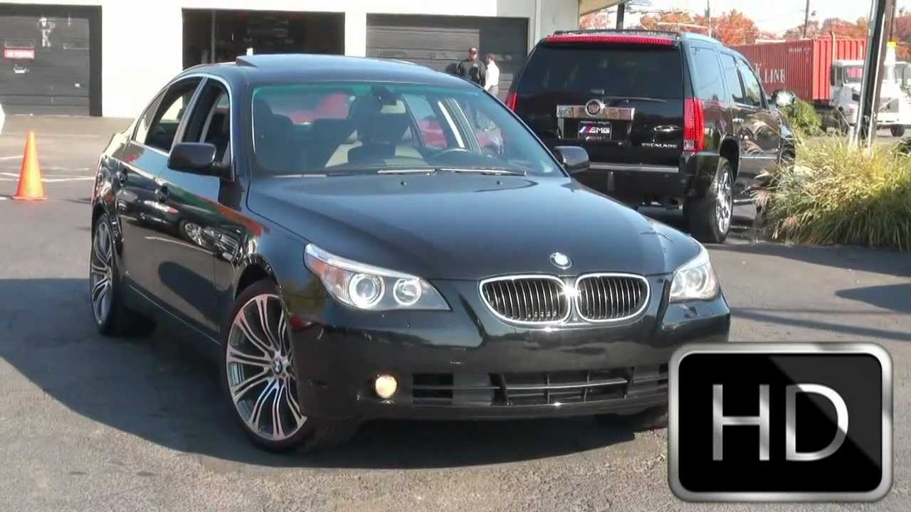 2004 BMW 5Series 525i Sedan  YouTube