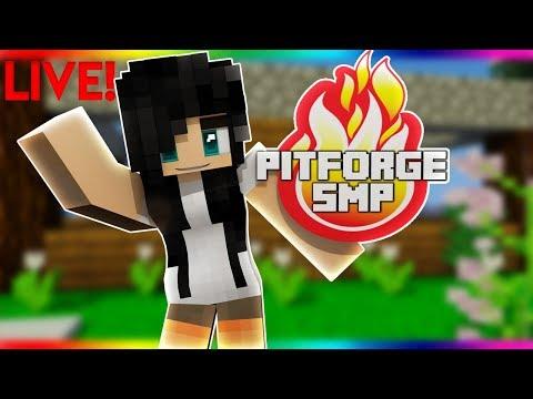 Pitforge SMP!