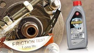 Texaco Havoline Ultra R 5W30 Jak skutecznie olej chroni silnik?