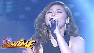 "Morissette Amon sings ""Emotions"" on It"