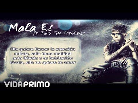 Galante - Mala Es feat. Juno [Lyric Video]