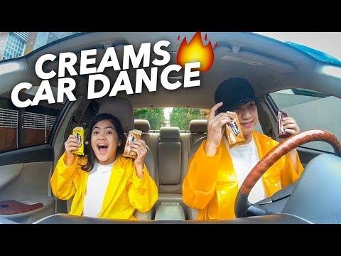 CREAMS CAR DANCE (SOUND MASH UP)   Ranz and Niana