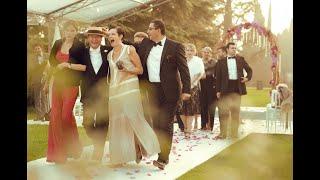 Свадьба в Италии в стиле 20 годов