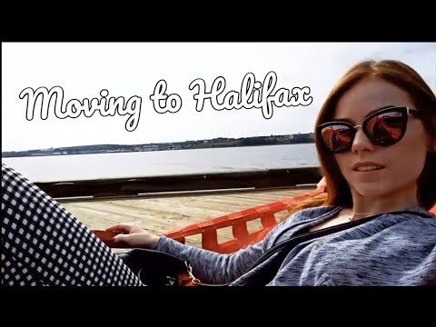 MOVING TO HALIFAX VLOG