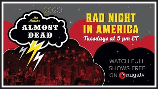 RAD Night In America: Joe Russo's Almost Dead 10/3/2015 Brooklyn Bowl, NY