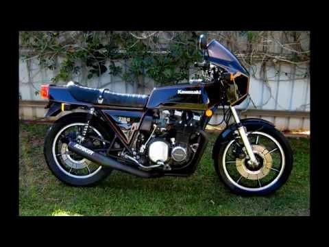 Kawasaki Z1R MK2.. D3, restoration...