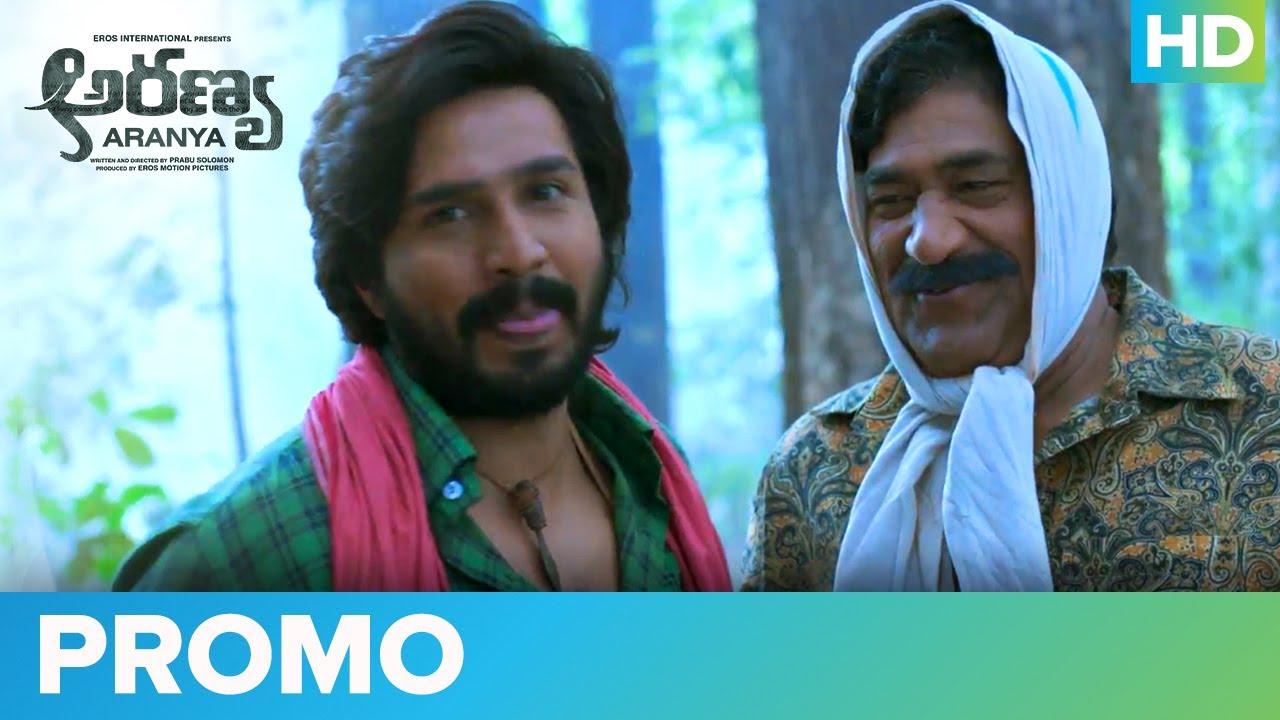 Aranya   Comedy Promo   Vishnu Vishal, Zoya Hussain   Prabu Solomon