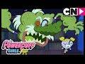 Powerpuff Girls | Pickle Monster | Cartoon Network
