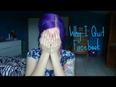 Why I Quit Facebook