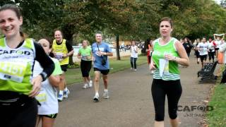 Run the Royal Parks Half Marathon for CAFOD