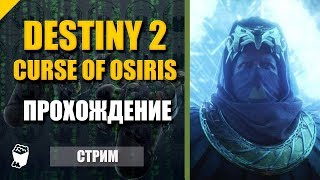 Destiny 2. Curse of Osiris. Прохождение №4