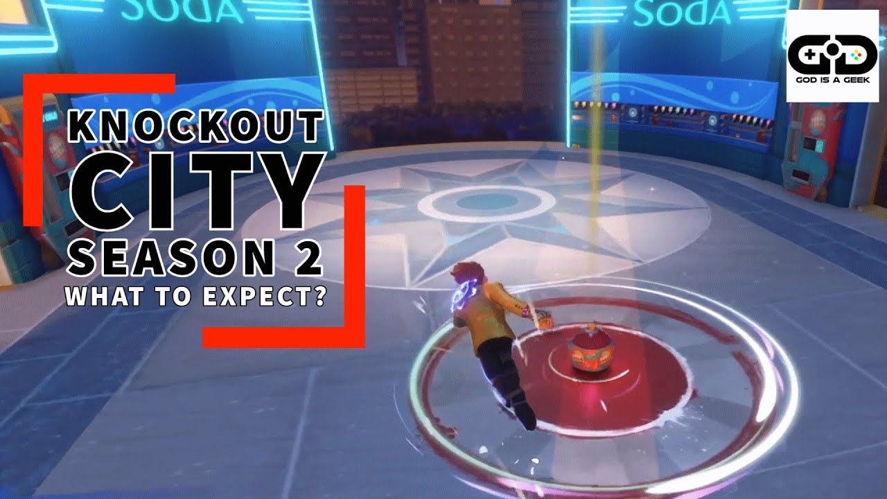 Knockout City Season 2: What to expect?