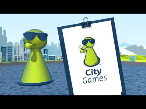 CITY GAMES 2017 - Episode 18 (International Final) - French Version