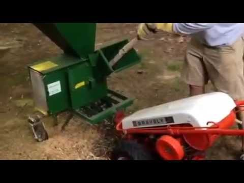 Gravely Chipper Shredder
