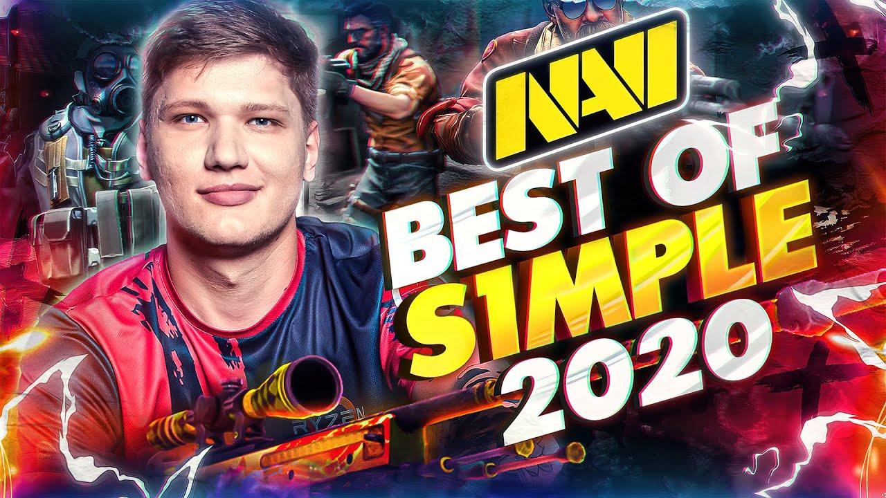 NAVI s1mple - Лучшие Моменты 2020