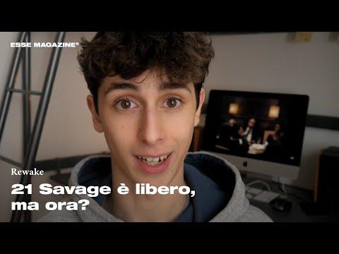 21 Savage è libero, ma ora? | Rewake