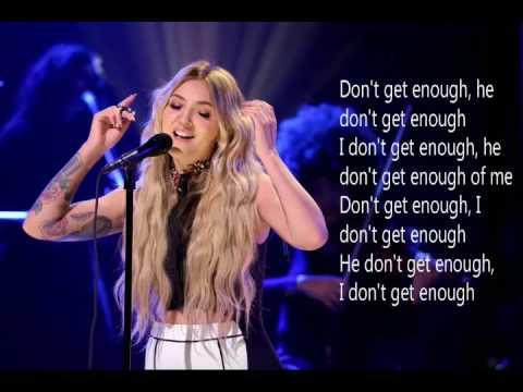 a67abdd2ff28c Julia Michaels Pink lyrics - YouTube