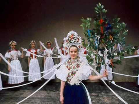 Sága krásy - Nikto nezna co me boľi. Slovak folk music. Archival record.