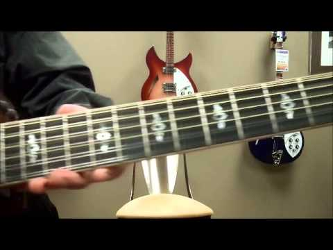 Taylor 856ce 12-String Guitar Review - George's Music