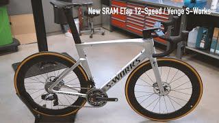 Gambar cover Venge S-Works / SRAM Etap AXS 12 - Speed / DREAM BUILD