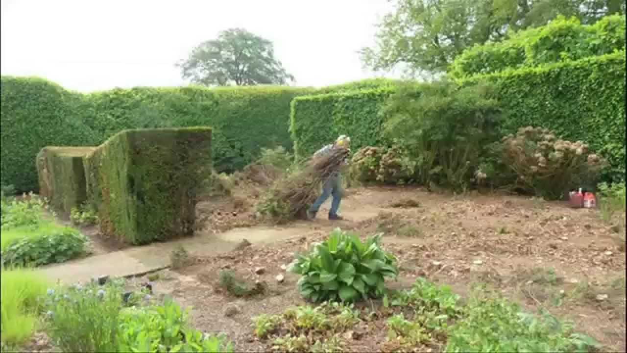 Noel kingsbury on piet oudolf at hauser wirth somerset for Garden designers at home noel kingsbury