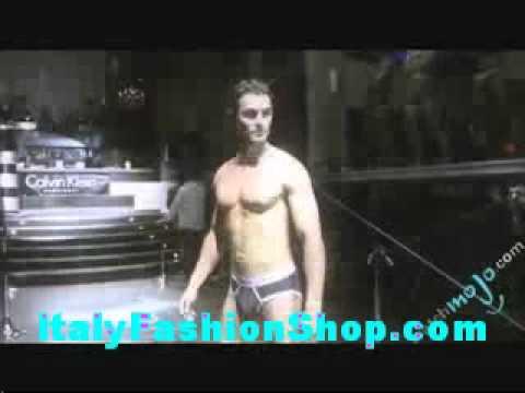 Calvin Klein Fashion Show