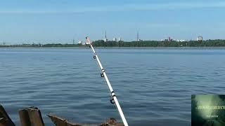 Рыбалка на реке Кама