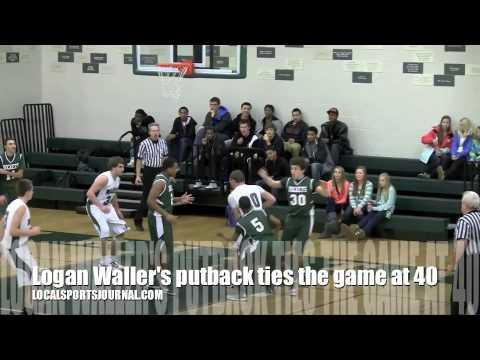 Western Michigan Christian vs Reeths-Puffer 1/2/13