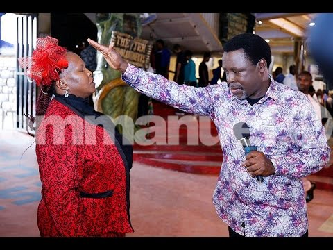 Download SCOAN 18/12/16: The Full Live Sunday Service with TB Joshua
