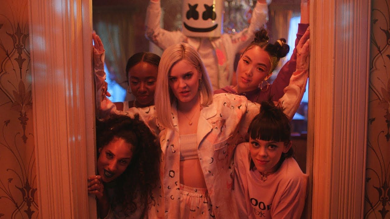Marshmello   Anne Marie   FRIENDS  Music Video   OFFICIAL FRIENDZONE      FRIENDS  Marshmello  AnneMarie