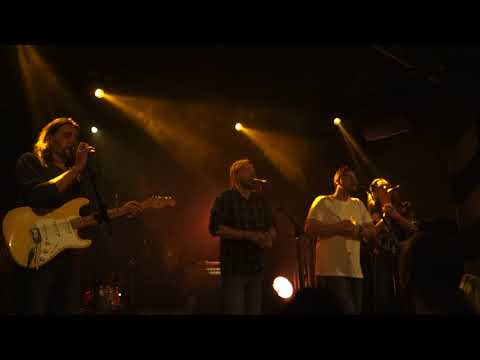 The Teskey Brothers - Hold Me (Live) @ Oxford Art Factory, 10th May 2019